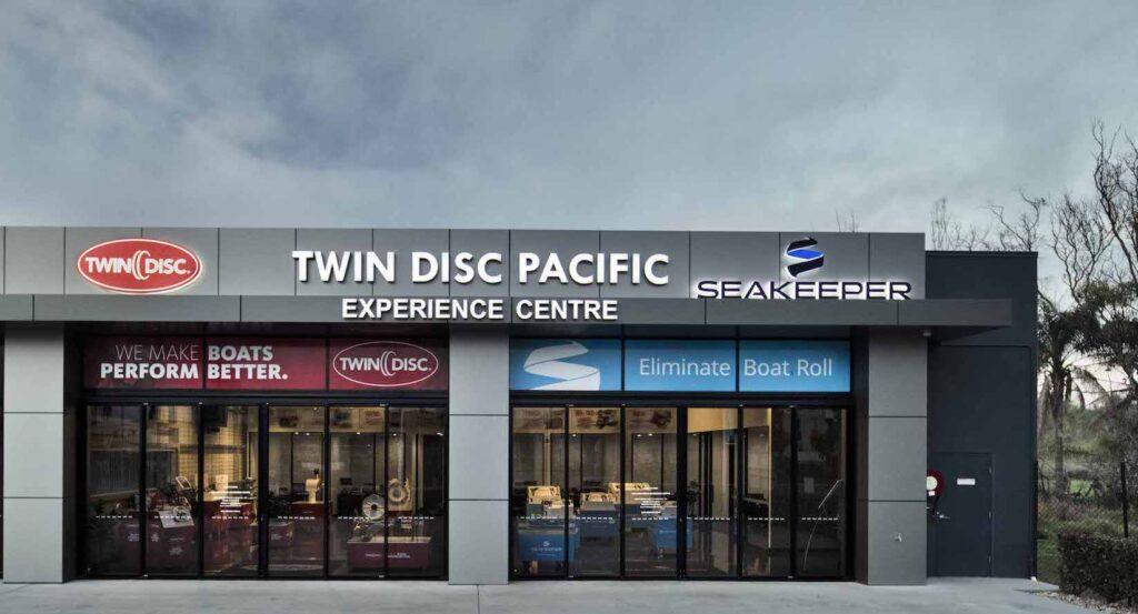 Twin Disc Pacific Gold Coast Marine Retail Facility